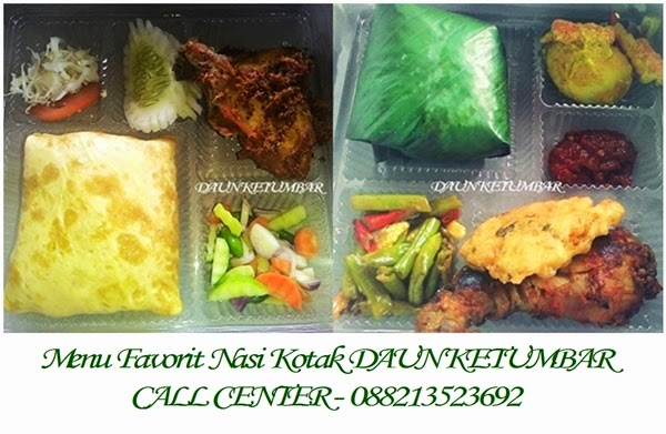 Catering nasi kotak Jakarta Timur