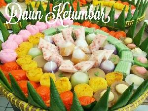 Kue Basah Tradisional Jakarta Pusat